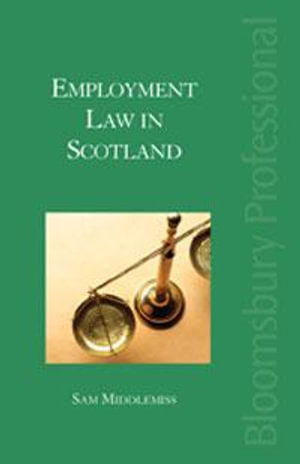 Employment Law in Scotland - Sam Middlemiss
