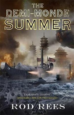 Summer : The Demi-Monde Series : Book 3 - Rod Rees