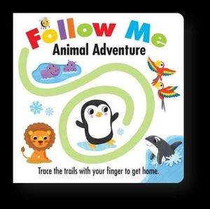 Follow Me : Animal Adventure - Holly Brook-Piper