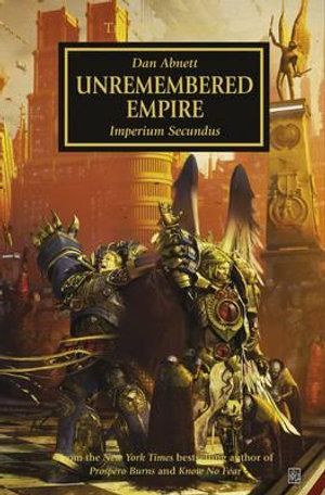 The Unremembered Empire - Dan Abnett