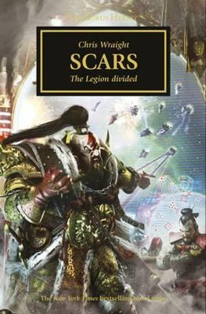Scars : The Horus Heresy Series : Book 28 - Chris Wraight