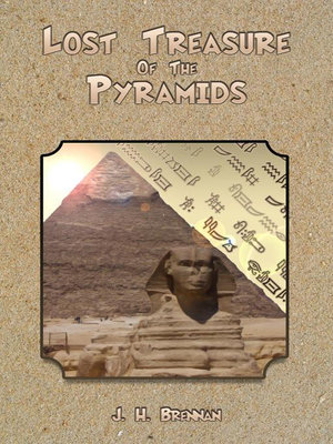 EgyptQuest - The Lost Treasure of The Pyramids : An Adventure Game Book - Herbie Brennan
