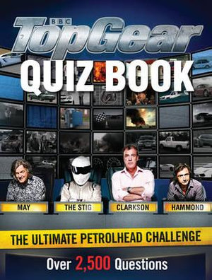 Top Gear Quiz Book - Matt Master