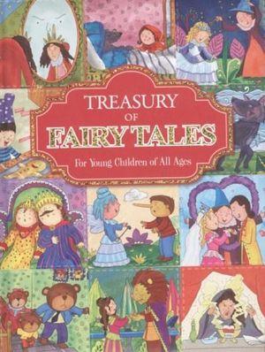 The classic fairy tale treasury : Q park soho