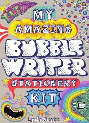 My Amazing Bubble Writer Stationery Kit - Linda Scott