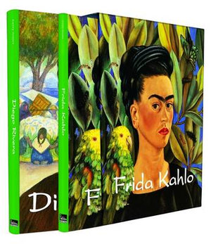 Frida Kahlo and Diego Rivera : Prestige Series - Gerry Souter