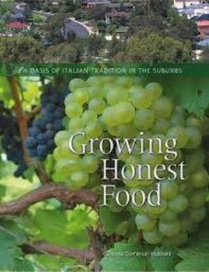 Growing Honest Food - Gabriella Gomersall-Hubbard