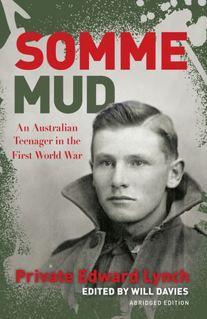 Somme Mud Young Readers' Edition - Will Davies