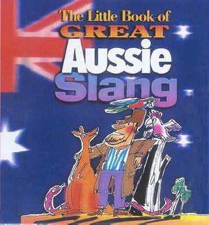 Aussie Slang Book