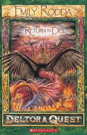 Return to Del : Deltora Quest Series : Book 8 - Emily Rodda