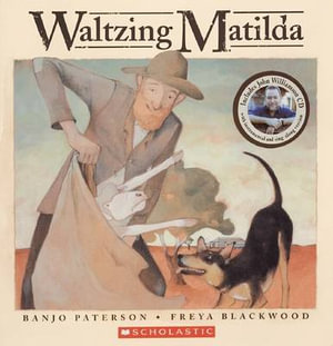 Waltzing Matilda : Book and Audio CD - A.B. Paterson