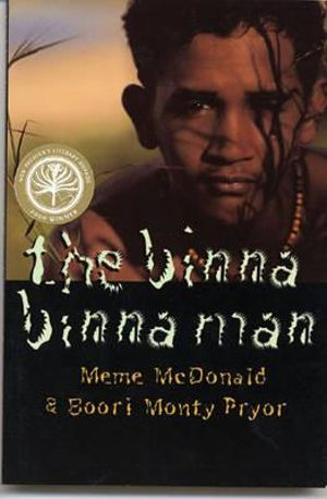The Binna Binna Man : 1st Edition - Meme McDonald