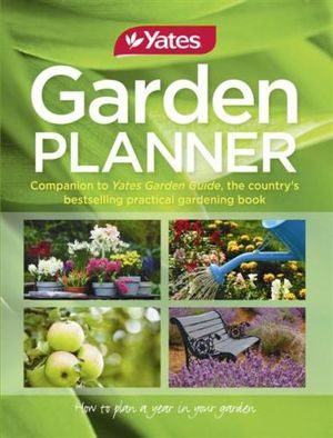 Booktopia yates garden planner companion to yates for Garden planning guide