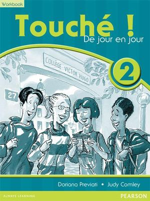 Touche ! 2 : Workbook - Pearson Education Australia