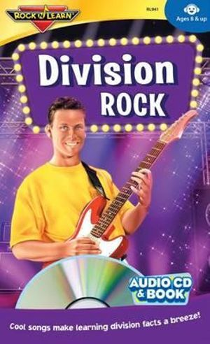 Division Rock [With Book(s)] - Rock N Learn