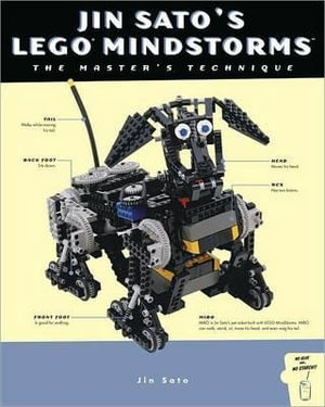 Jin Sato's Lego Mindstorms : The Master Technique - Jin Sato