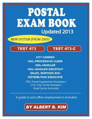 Postal Exam Book - Albert Kim