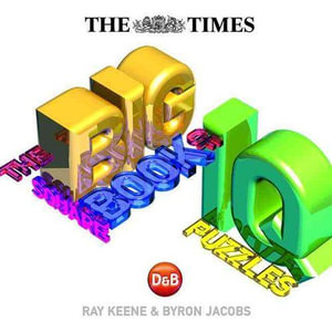 The Big Square Book of IQ Puzzles - Ray Keene