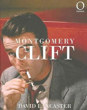 NEW-Montgomery-Clift-By-David-Lancaster-Paperback-Free-Shipping