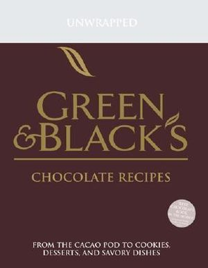Green & Black's Chocolate Recipes - Caroline Jeremy