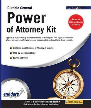 Durable General Power of Attorney - Enodare