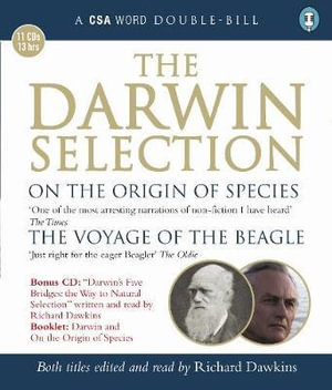 The Darwin Selection : On the Origin of Species and the Voyage of the Beagle - Charles Darwin