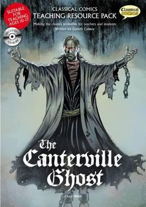 The canterville ghost book online