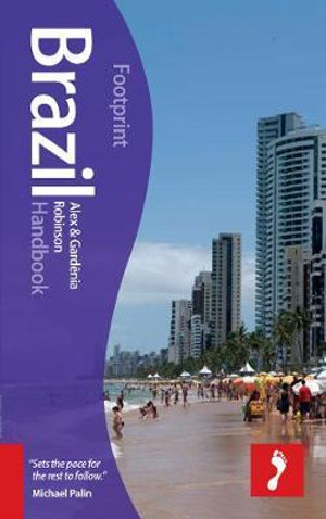 Brazil Footprint Handbook : Footprint Handbook   - Gardenia Robinson
