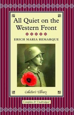 all quiet on western front essay The movie all quiet on the western front was a movie that should the true  troubles of wwi the movie was about a german boy named paul baumer and a .