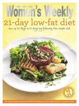 the 21 day diet recipes