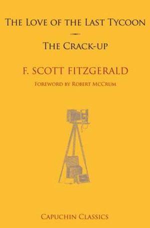 the crack up f scott fitzgerald essay