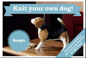 Best in Show : Beagle Kit : Knit Your Own Dog - Sally Muir