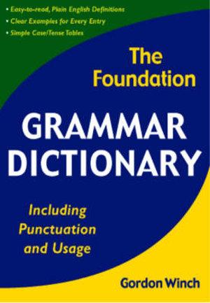 the grammar handbook gordon winch pdf