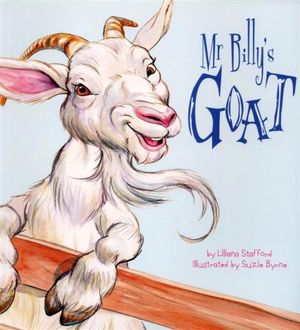 Mr Billy's Goat - Liliana Stafford