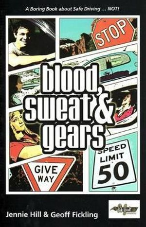 Blood, Sweat and Gears - Jennie Hill