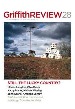 Still the Lucky Country? - Julianne Schultz