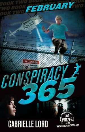 Conspiracy 365 #2 : February - Gabrielle Lord