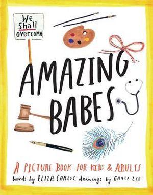 Amazing Babes - Eliza Sarlos