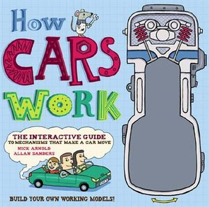 booktopia how cars work by nick arnold 9781922077233
