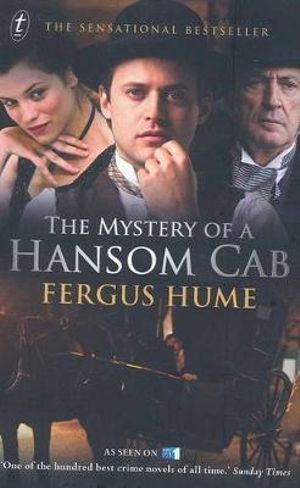 Booktopia The Mystery Of A Hansom Cab Movie Tie In border=