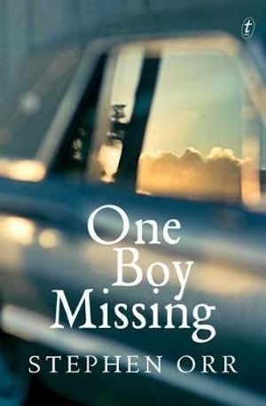 One Boy Missing - Stephen Orr