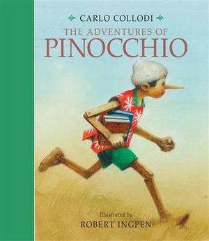The Adventures of Pinocchio - Carlo Collodi