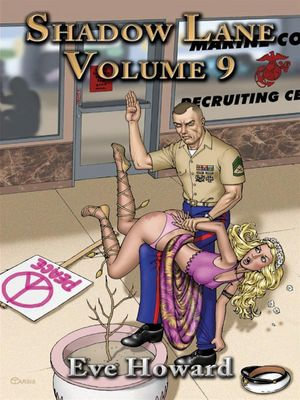 Shadow Lane Volume 9 : The History of Hugo Sands and other Stories of Spanking and Love - Eve Howard