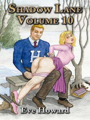 Shadow Lane Volume 10 : The Spanking Adventures of Amanda Sands - Eve Howard