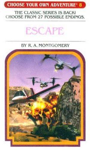 Booktopia Escape Choose Your Own Adventure Paperback
