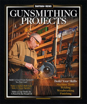 Gunsmithing Projects - Robert W Hunnicutt