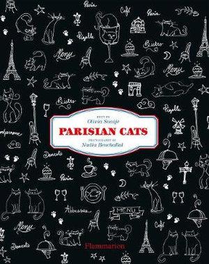 Parisian Cats - Olivia Snaije
