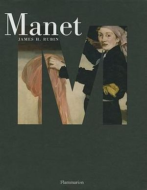 Manet : Initial M, Hand and Eye - James Rubin