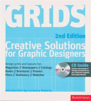 Grids : Creative Solutions for Graphic Designers - Lucienne Roberts
