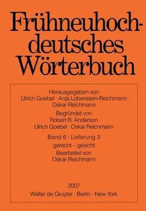 Gerecht - Gesicht - Oskar Reichmann